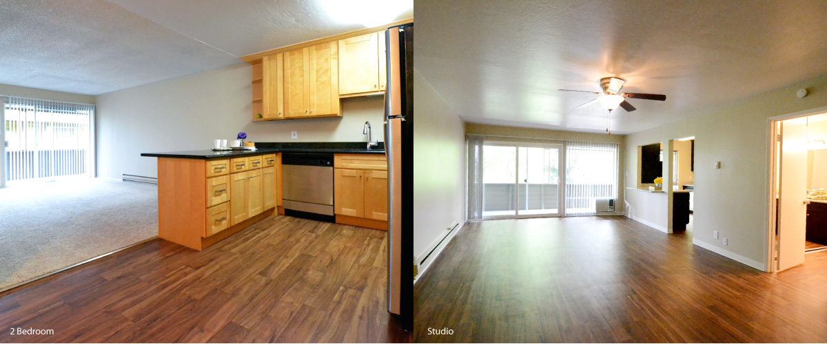 Park terrace apartment homes santa clara ca newly remodeled studios 2 and 3 bedroom - Terras appartement lay outs ...